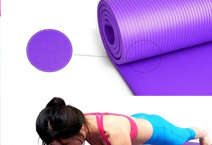 Cara Memilih Matras Yoga yang Tepat Murah Berkualitas
