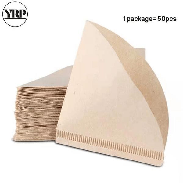 Kertas Filter Saringan Kopi Cafec Abaca Coffee Paper