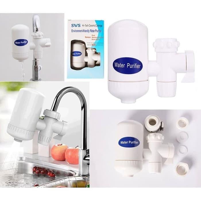 SWS Hi-Tech Cartridge Water Purifier Filter Air Kran Original