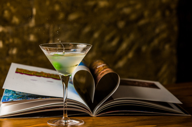 Martini Asal Amerika