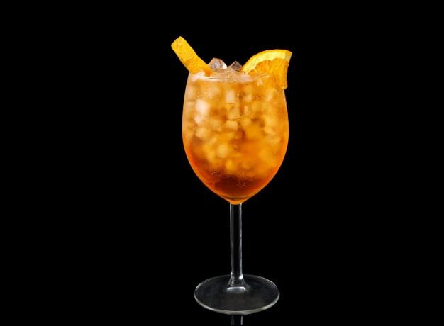 Minuman Segar Aperol Spritz Asal Italia