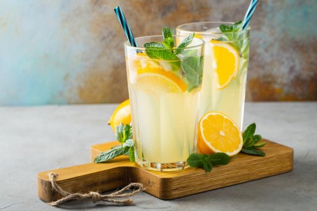 Lemonade Asal Mesir