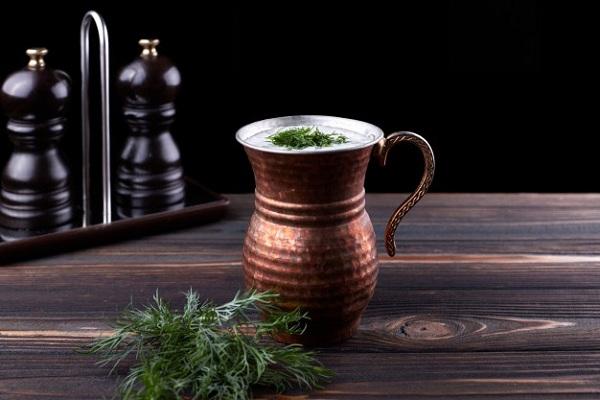 Minuman Ayran Asal Iran