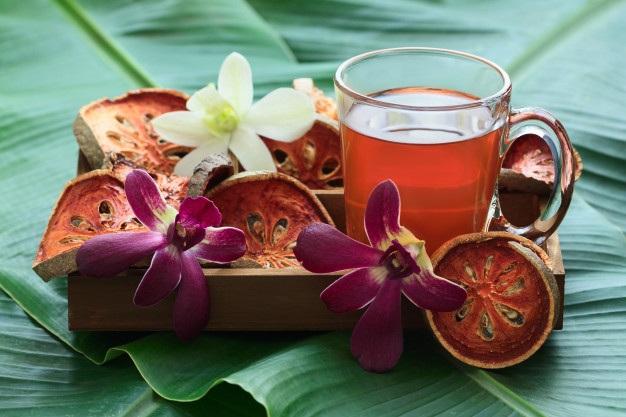 Contoh Daftar Menu Minuman Cafe Luohanguo Tea Asal China