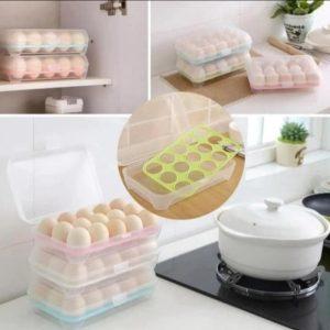 Read more about the article Jual Box Telur Plastik 15 Butir Tebal Anti Pecah