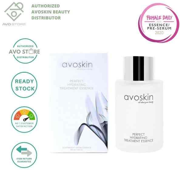 Avoskin Perfect Hydrating Treatment Essence Serum Wajah