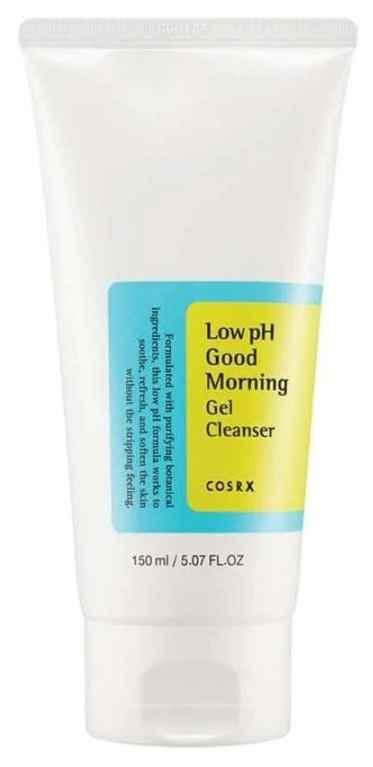COSRX Low pH Good Morning Gel Cleanser Pembersih Wajah