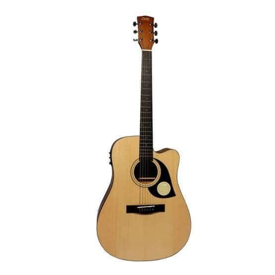 Cetta CD22CE Acoustic Electric Guitar