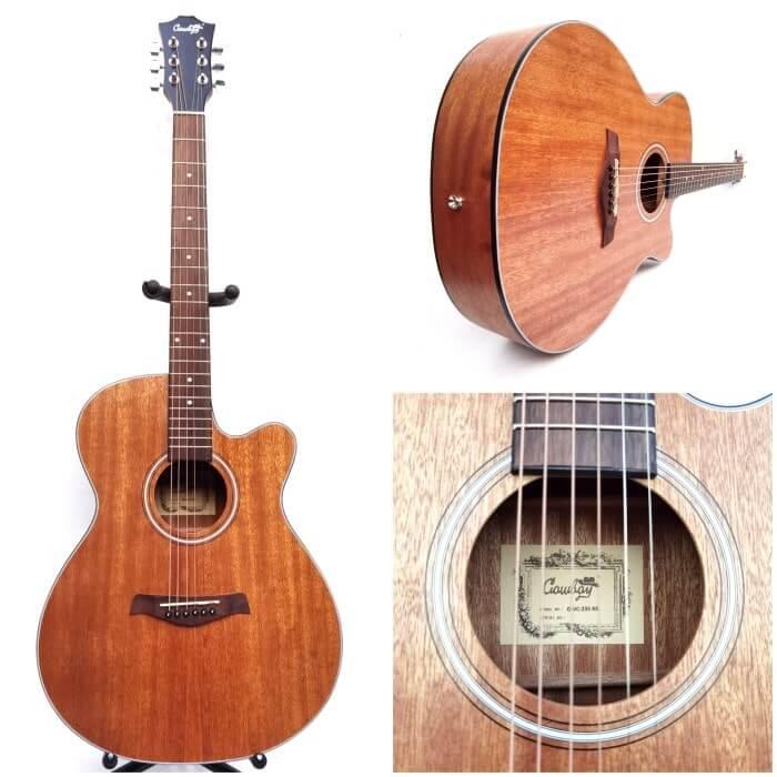 Cowboy GWC 235NS Acoustic Electric Guitar