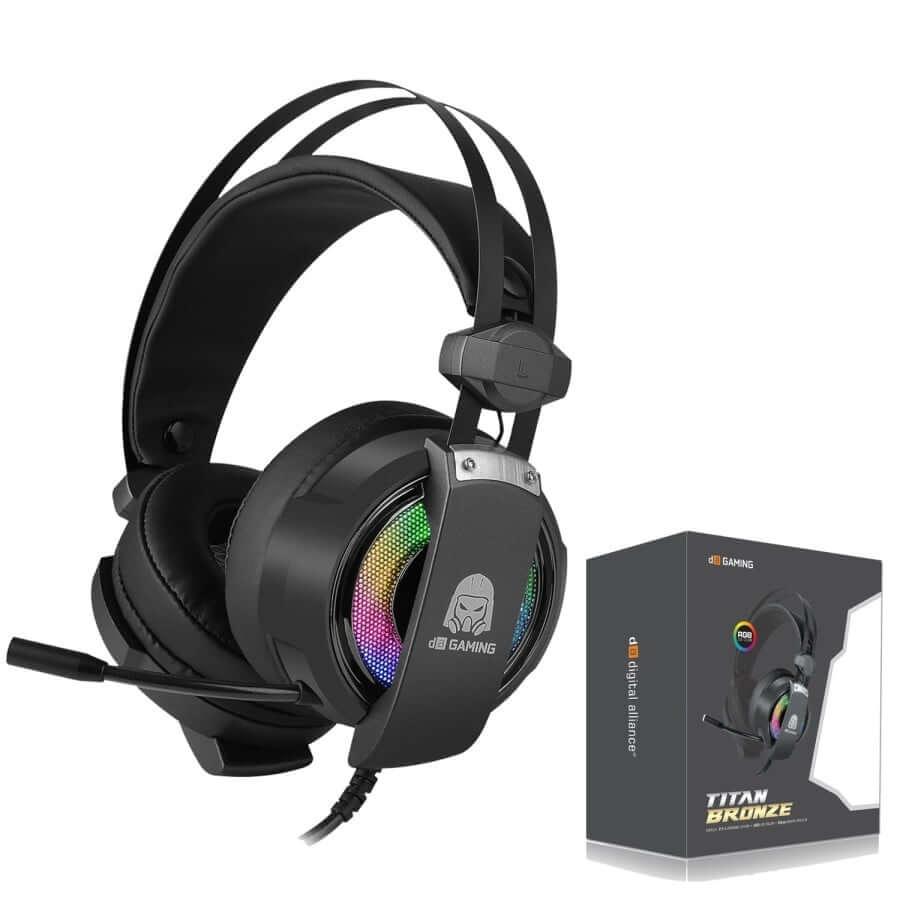 Digital Alliance Headset Gaming (Titan Bronze)