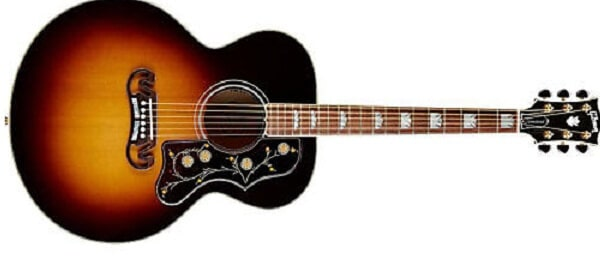 Gibson J200 Acoustic Electric Guitar