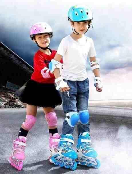 Mainan Edukasi Anak Rollerblades Sepatu Roda
