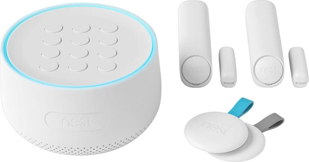 Nest Secure Home Security System