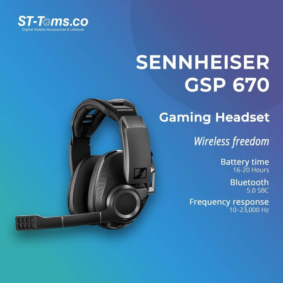 Sennheiser GSP 670
