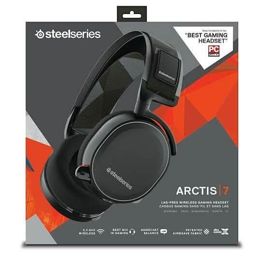 Steelseries Siberia Arctis 7
