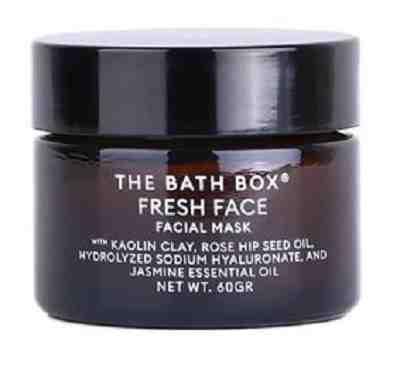 The Bath Box Face Facial Mask Masker Wajah