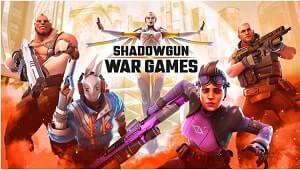 Shadow Gun War Game
