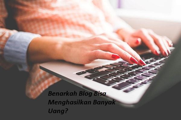 Tips Membuat Blog Pencetak Uang Dengan Cara Sederhana